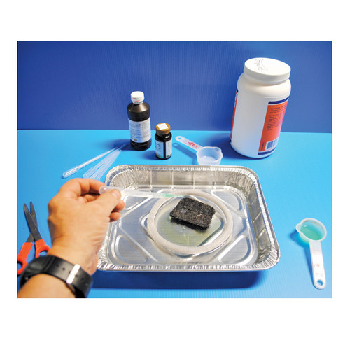 KELVIN® Oil Spill Cleanup Activity Lab