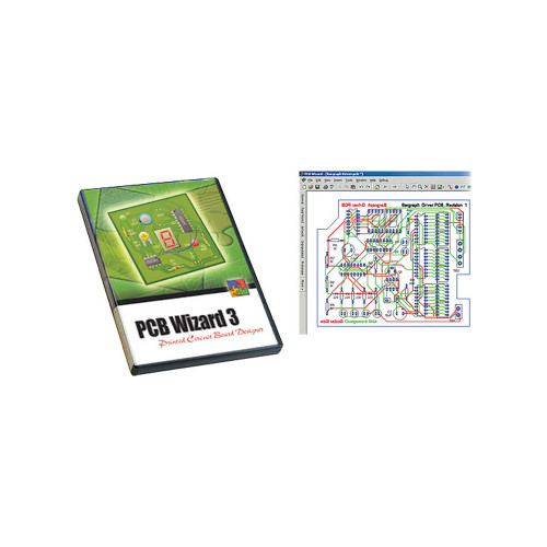 PCB Wizard 3, Educational, 5-User Network Extension