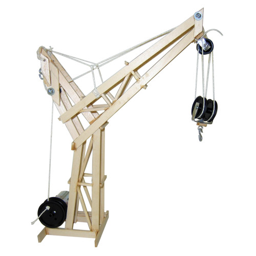 KELVIN® Creative Crane Individual Kit with Balsa