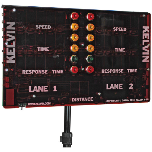 KELVIN® ClassView Timer™ for 2-Lanes