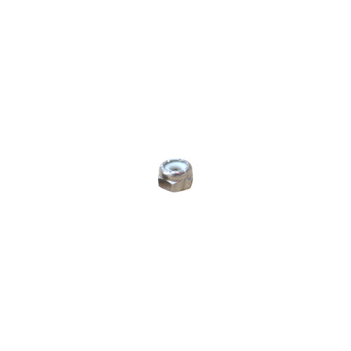 Hex Lock Nut, #8-32