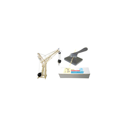 KELVIN® Creative Crane Kit with StiKutter™