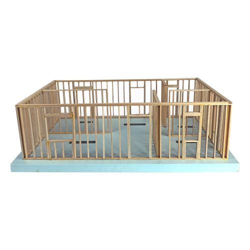 KELVIN® Balsa House Framing Kit