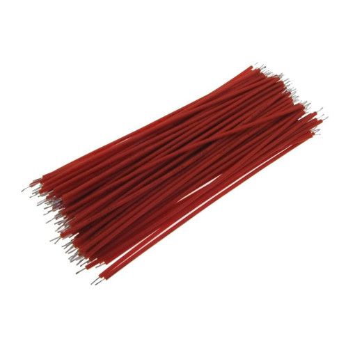 Project Wire, Pre-Cut, Solid, Red