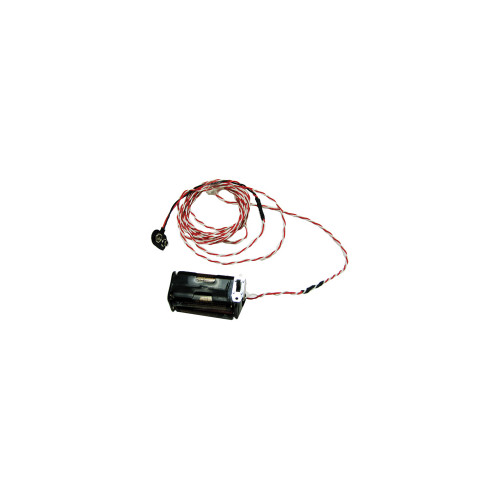 Power Adapter, Wired, 9V