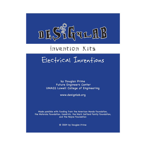 Electrical Inventions Workshop Guide