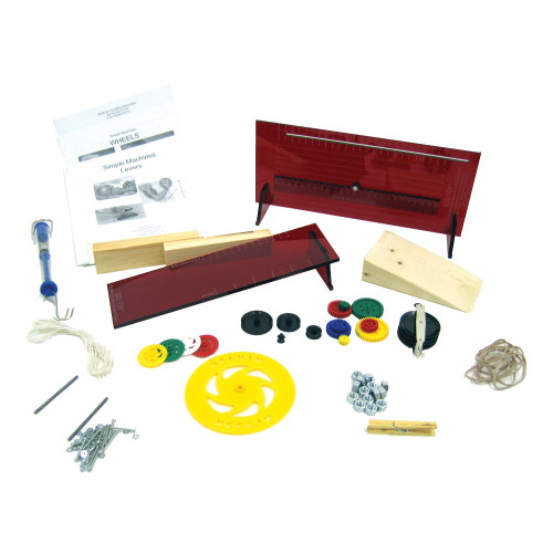 Simple Machine Economy Pack with Board