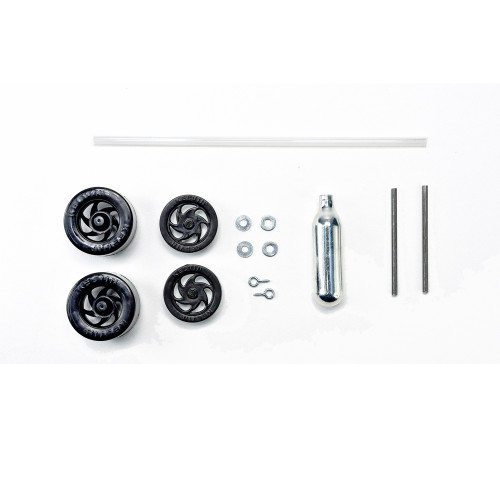 KELVIN® CO2 Dragster Essentials Kit (No Blank)