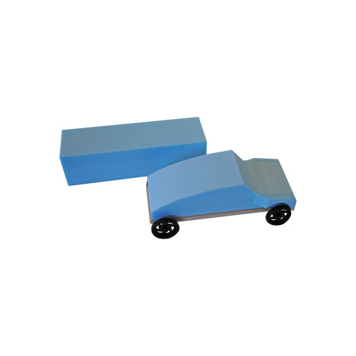 KELVIN® Foam Car Bulk Pack