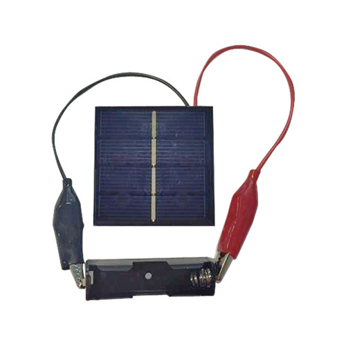 2v, 200mA Solar Cell & Alternative Energy Battery Charger
