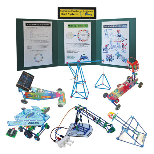KELVIN® Hands-On Stem Lab Series:  Kre8® Class Pack