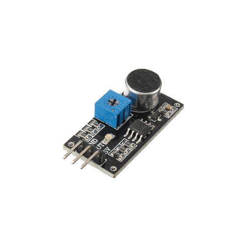 Sound Detection Sensor Module - Arduino Compatible