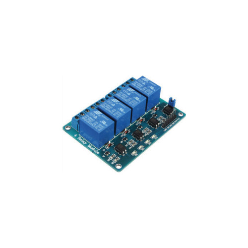 4-Channel  Relay Module - Arduino Compatible