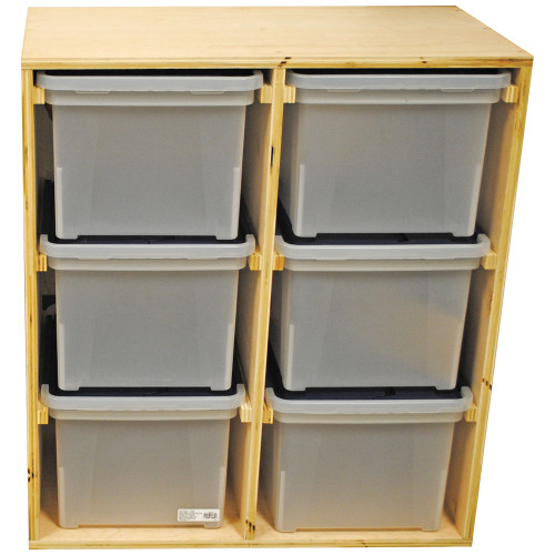 Storage Unit for Mini Labs & Kits (Countertop Height)