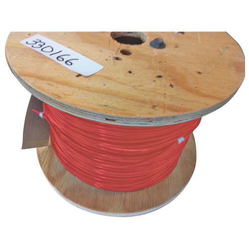 PVC Insulated Wire, Red, 1000 ft.
