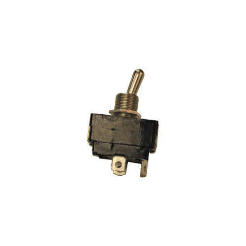 Toggle Switch, DPST, 6A