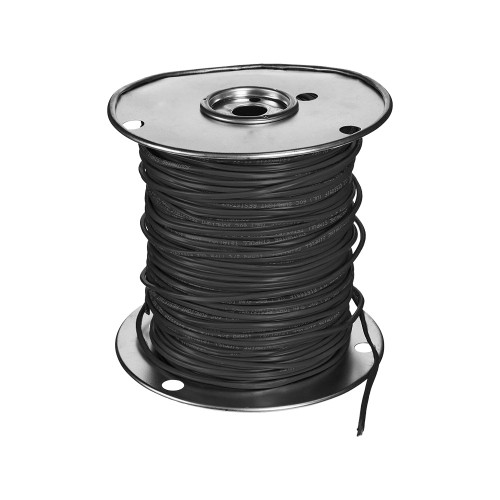 Bell Wire, Black, 1000 ft.
