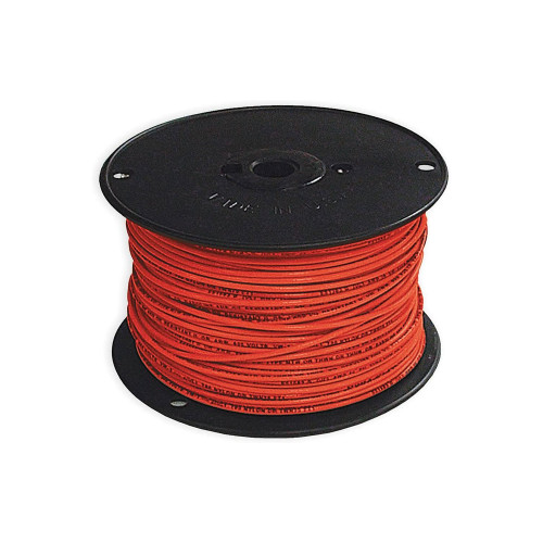 THHN Wire, 14 ga., Solid, Red