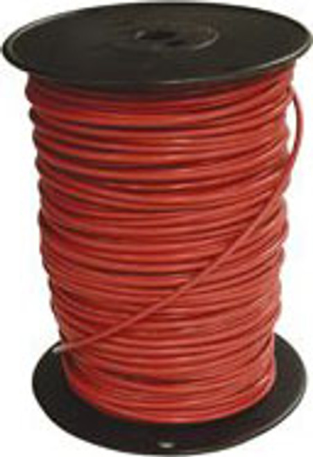 #14 THHN Stranded Wire, Red