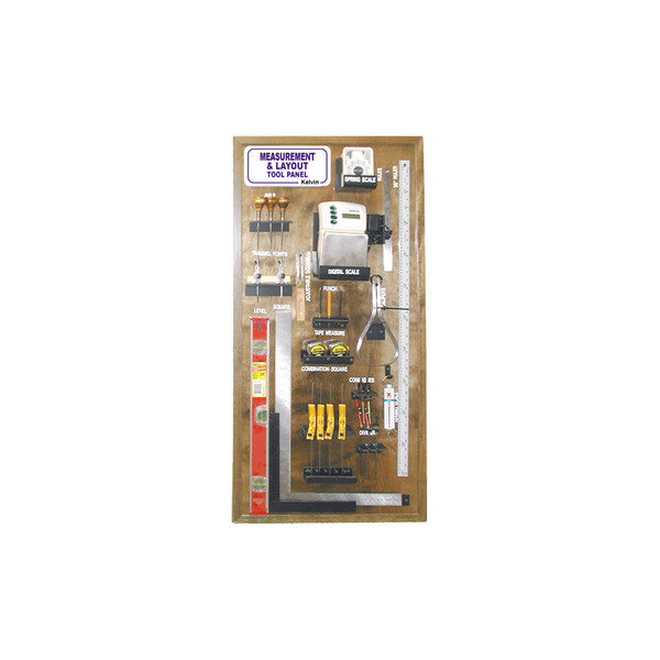 KELVIN® Measurement and Layout Tools Panel