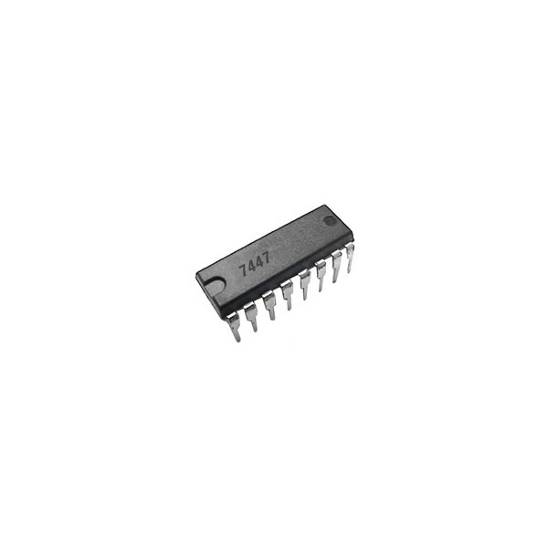 Integrated Circuit, 7447