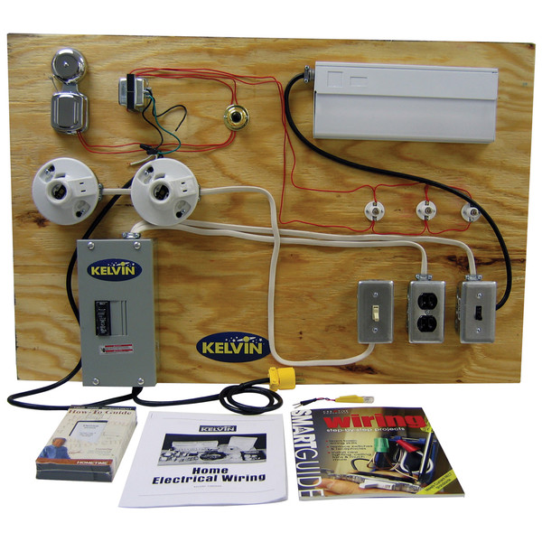KELVIN® Home Electrical Wiring Trainer