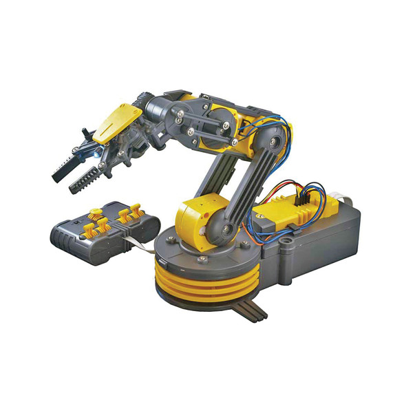KELVIN® KelBotics™ Assembled Robotic Arm and Manual Controller ONLY