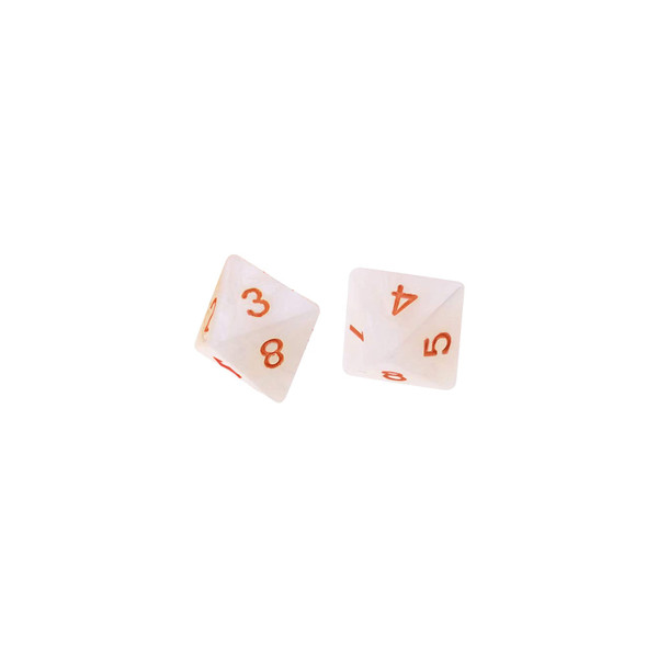 Dice, 8-Sided