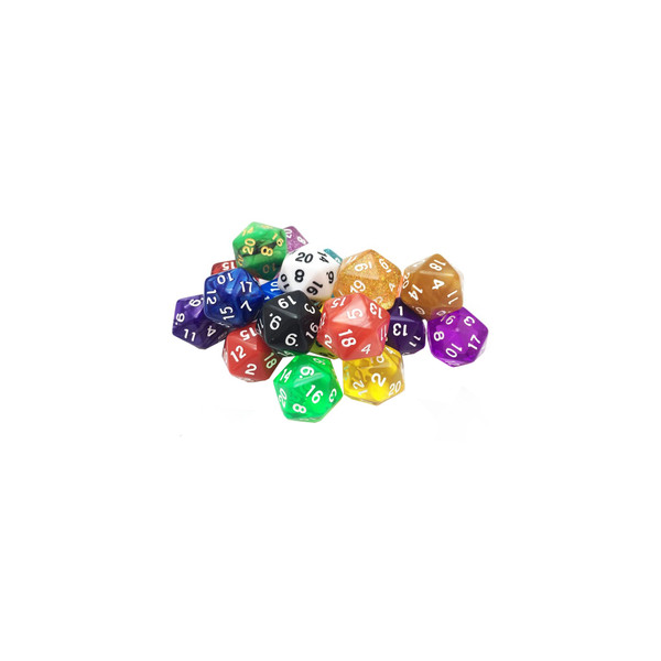 Dice, 20-Sided