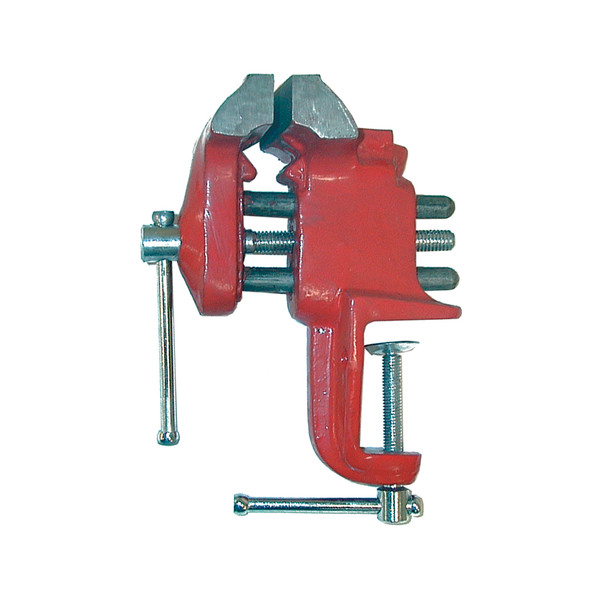 Clamp-On Work Vise