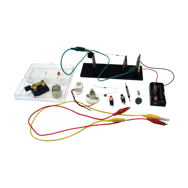 KELVIN® Clip-On Electronics Experiment Trainer