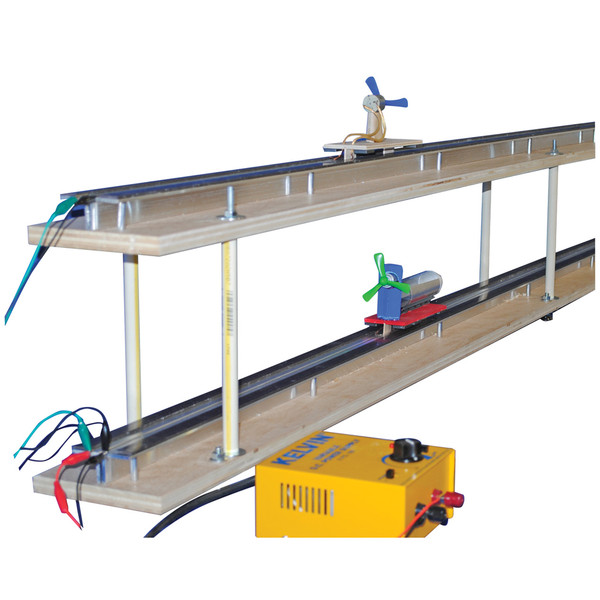KELVIN® The NEXT Maglev Racer™ Two Level Track