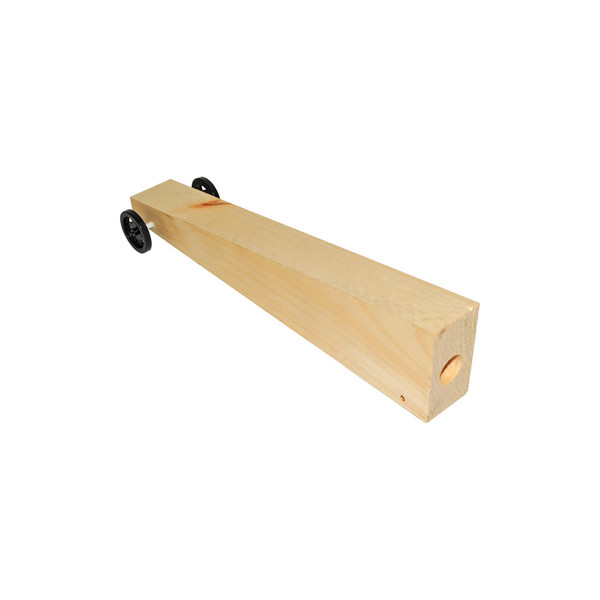 KELVIN® CO2 Dragster Kits with Pre-Drilled Blanks Bulk Pack