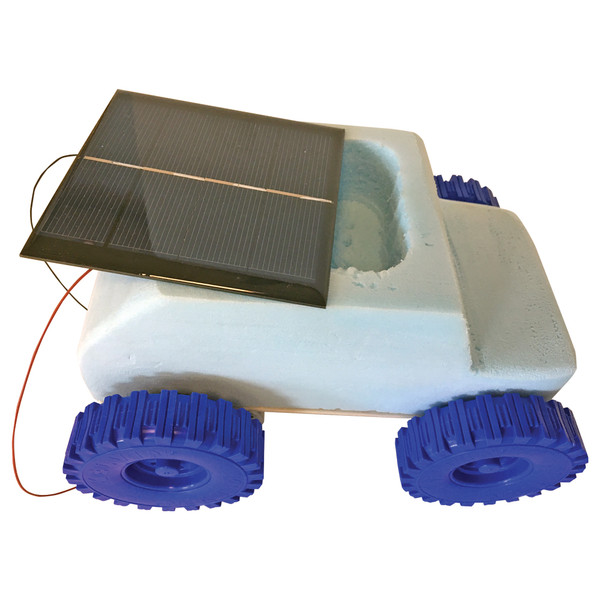KELVIN® Solar Monster Truck Bulk Pack