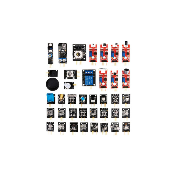 37 Sensor Modules Set - Arduino-Compatible