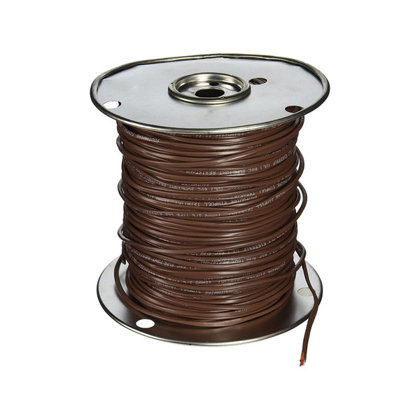 Bell Wire, Brown, 1000 ft.