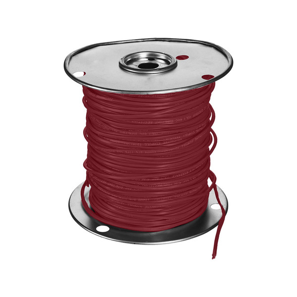 Bell Wire, Red, 1000 ft.