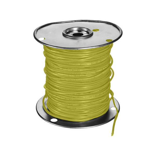 Bell Wire, Yellow, 1000 ft.