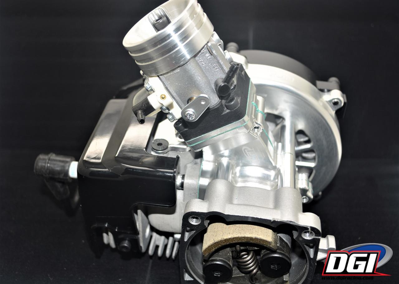 piston stopper for 1//5 scale engines zenoah rcnk rovan 23cc to 38cc baja losi