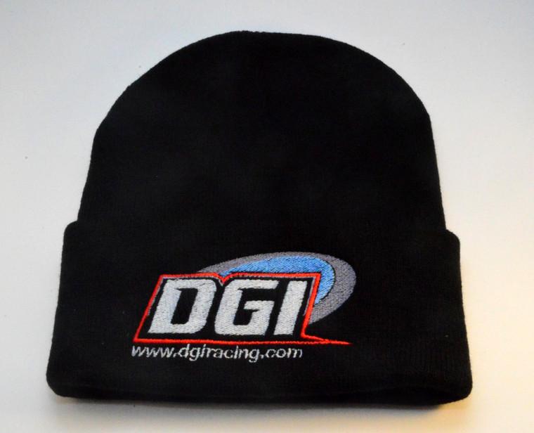 Dgi Racing beanie hat folded