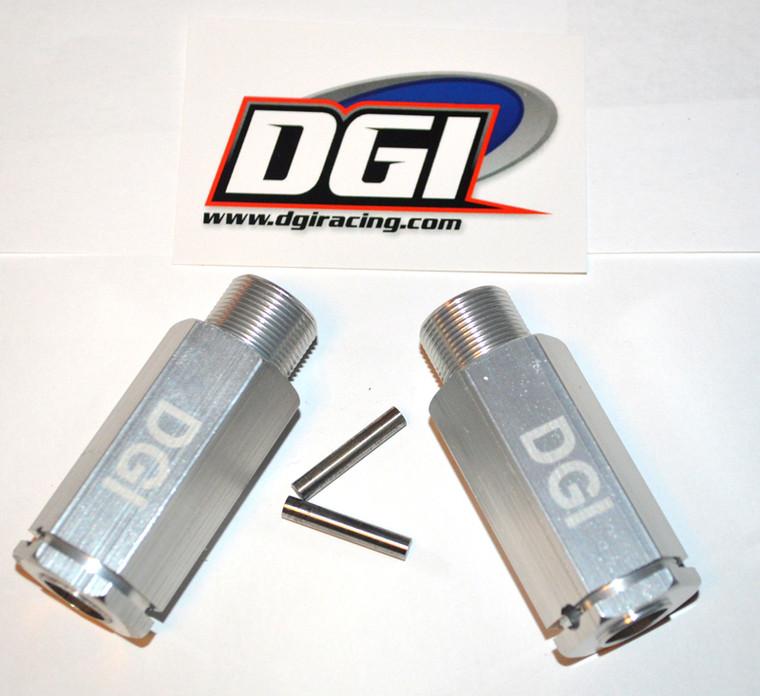 """DGI EXTENDERS  BAJA 2"""" Wheel Aluminum"""