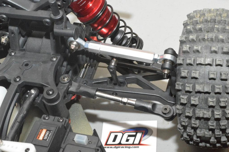 Front upper arm for the Losi buggy XL