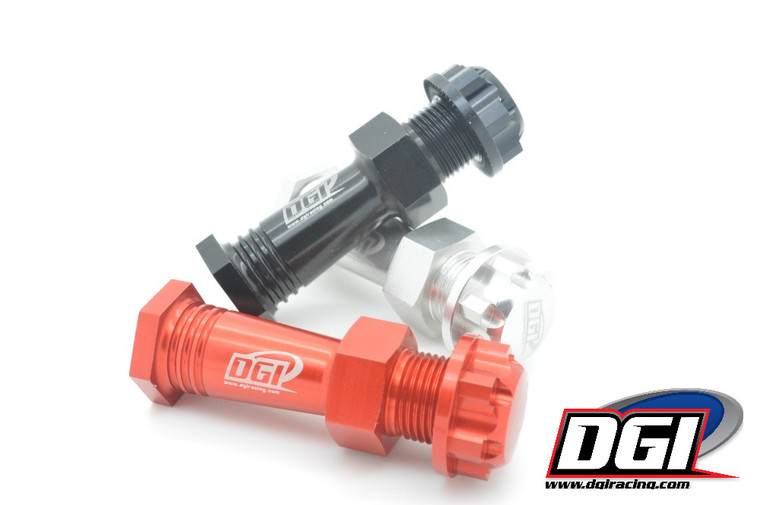 Spare wheel mount for the losi dbxl