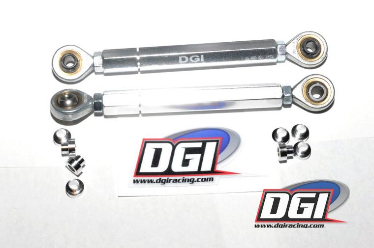 Extended steering arm for FLM kit hpi baja