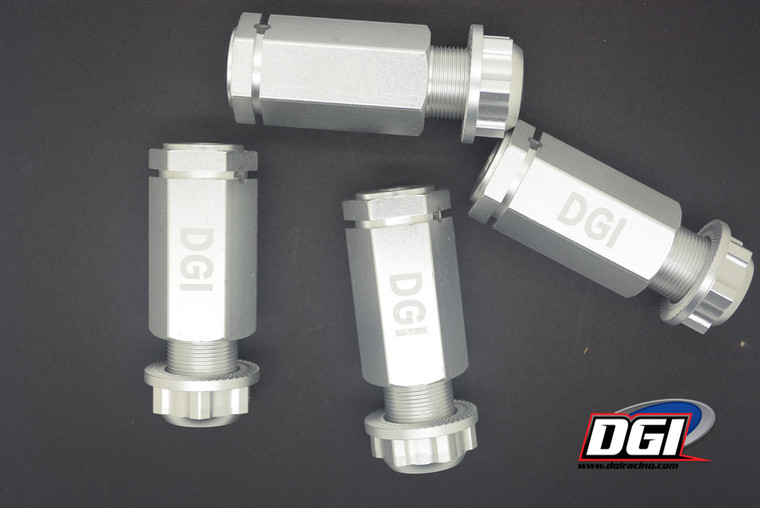 "2"" wheel extenders for losi dbxl MTXL with wheel nuts"
