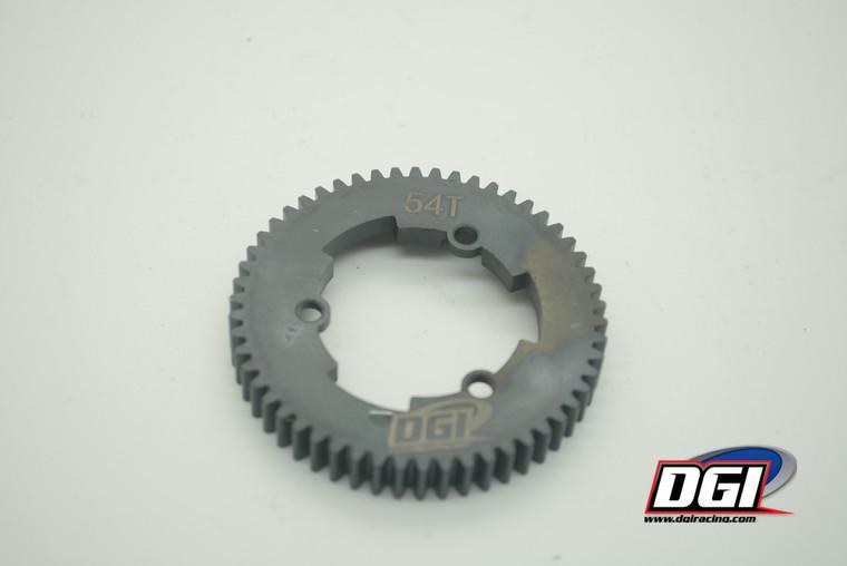 DGI Traxxas spur gear Upgrade Harden Steel 46/50/54T