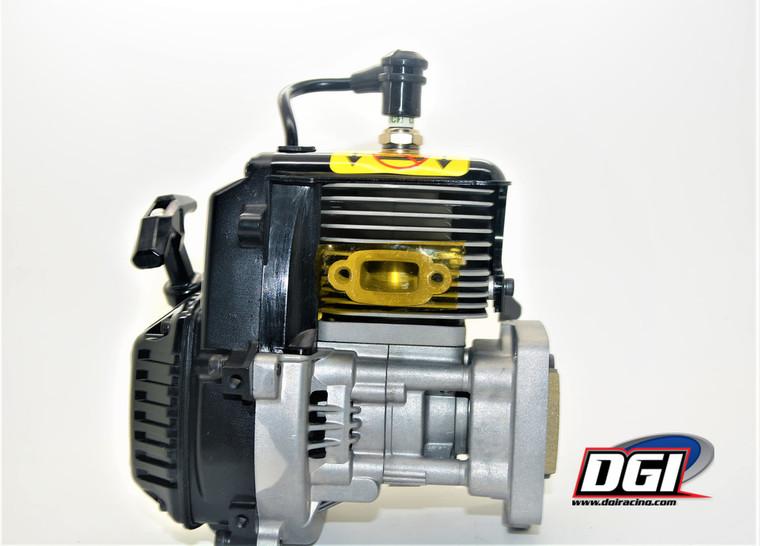 29cc engine reed valve intake