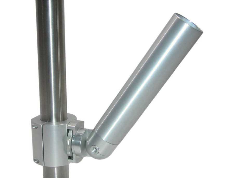 Rail Mount with Oversize Clamp
