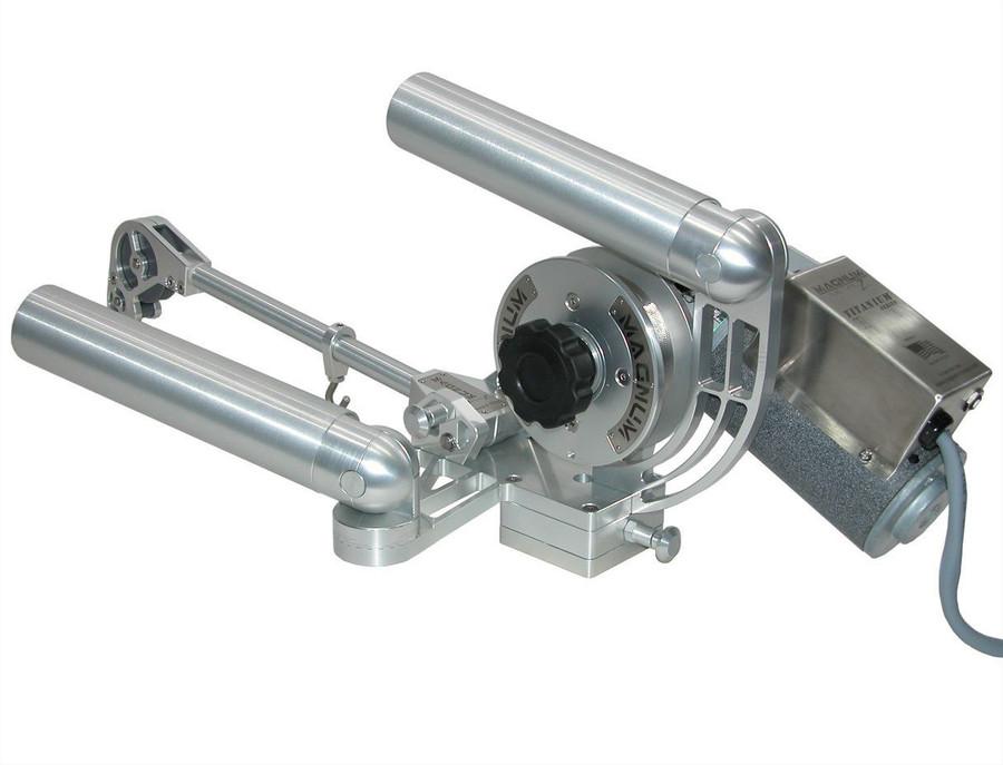 MZ-2500P Double Rod Holder Downrigger