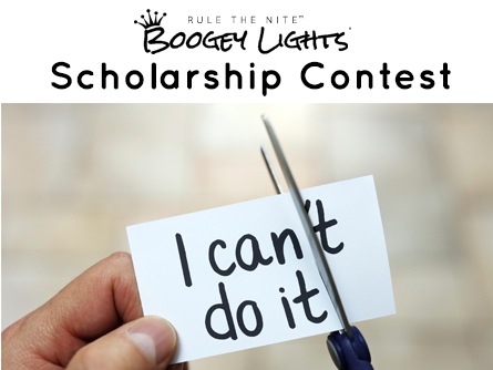 Boogey Lights Scholarship Contest
